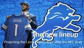 Projecting The New Lions Depth Chart Following 2016 Nfl