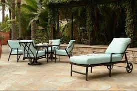 dust off your outdoor furniture and get it