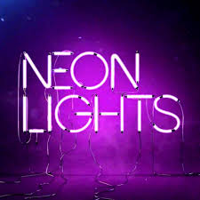 Neon Lights Background Tumblr PC (Page ...