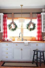 Window Treatment Kitchen Small And Beauty Floral Kitchen Window Treatment Ideas Home