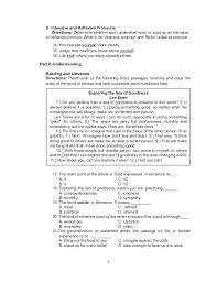 Reflexive And Intensive Pronoun Worksheet Worksheets for all ...