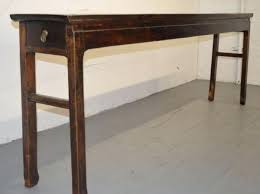 long narrow console table. Long Narrow Sofa Table Skinny Console Home Offers Of One The Largest Art Antique Behind