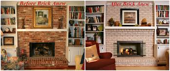 A fireplace with dark, outdated, and dare I say ugly brick has a  homeowner exasperated, frustrated, and ready to pay any price to make it go  away.