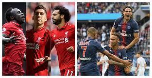 Liverpool x PSG: Saiba como assistir a Liga dos Campeões AO VIVO na TV