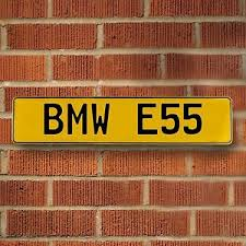 image is loading bmw e55 yellow stamped street sign mancave wall  on yellow wall art ebay with bmw e55 yellow stamped street sign mancave wall art ebay
