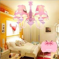 decoration cartoon girl led chandeliers kids room lights chandelier spiral baby decorations for party tables