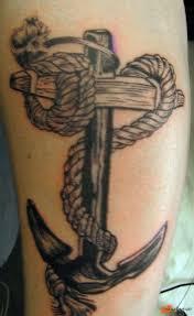 значение татуировки якорь фотографии тату