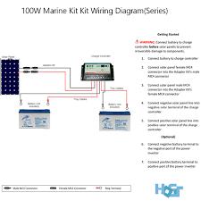 marine solar wiring diagrams wiring schematic Simple 12 Volt Wiring Diagram at Marine Wiring Diagram 12 Volt