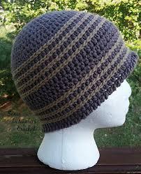 Mens Crochet Beanie Pattern Extraordinary Ravelry Simple Men's Beanie Pattern By Dianne Hunt