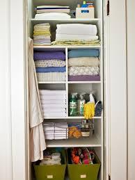 Narrow Linen Cabinet Linen Cabinet And Closet Organization Ideas Hgtv