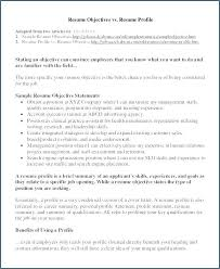 Sample Resume Objective Statements Cool Good Resume Objective Statement Awesome Examples Objectives Resume