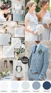 light blue grey wedding colors vision