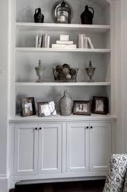 shelves over cabinet next to fireplace bookshelf decoratingbookshelf stylingbookshelf ideasshelving