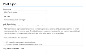 job application questions how to post a job on indeed post a job on indeed in a few easy