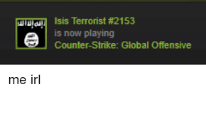 isis terrorist 2153 is now playing counter strike global Gal Gun Xbox 360 Isis De Fuse Xbox 360 counter strike, isis, and globalization isis terrorist 2153 is now playing counter