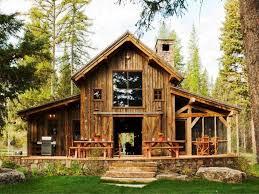 modern cabin house plans style designs floor plan small log