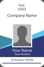 53 Best Id Card Template Images In 2019 Id Card Template