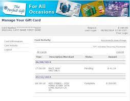 check walmart visa gift card balance