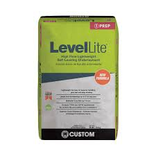 Self Leveling Coverage Chart Custom Building Products Levellite 30 Lb Self Leveling Underlayment