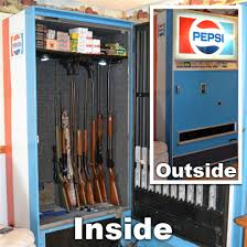 Used Pepsi Vending Machines Delectable Vending Machine Gun Safe FishingBuddy