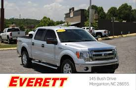 Pre-Owned 2013 Ford F-150 XLT SuperCrew Cab 4x4 4WD
