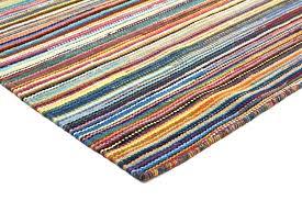 bright multi colored area rugs striped rug home strata multicolor colorful kilim 6 colorful striped