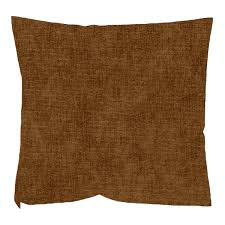 <b>Декоративная подушка</b> Коричневый Микровельвет купить в ...