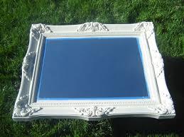 diy painted mirror frame. Painted Mirror Diy Frame