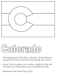 Small Picture Colorado State Flag