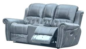 lane leather power recliner sofa chair furniture