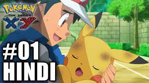 Pokémon XY Episode 1 [Hindi] Explained!! | Kalos, Where Dreams and  Adventures Begin! - YouTube trong 2021