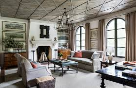 40 Rooms with Unique Ceilings