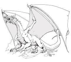 Kleurplaat Ark Griffin Filednd Dragon Png Wikipedia Kleurplatenlcom