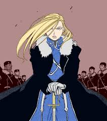 Olivier Armstrong by VioTanequil on DeviantArt