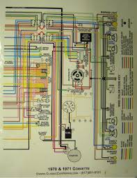 1972 c3 wiring diagram diy wiring diagrams \u2022 1956 Chevy Truck Wiring Diagram at Wiring Schematics For A 1974 Corvette