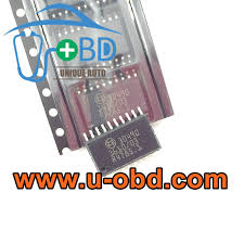 <b>30490</b> BOSCH ECU Commonly used vulnerable ignition driver chips