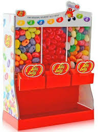 Jelly Bean Vending Machine Extraordinary Buy Jelly Belly Candy Dispenser Vending Machine Supplies For Sale