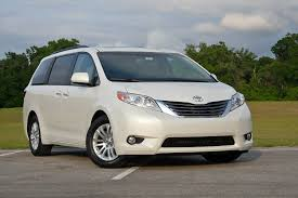 2016 Toyota Sienna – Driven Review - Top Speed