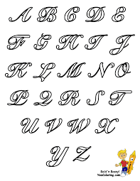 Letter C Coloring Pages Printable Home At Writing Cursive Page ...