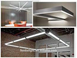 Suspended linear lighting Office Led Linear Lights Suspended Linear Fixtureslea Aluminium Profiles Muveappco Led Linear Lights Suspended Linear Fixtureslea Aluminium Profiles