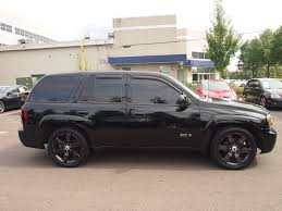 Pre-Owned 2008 Chevrolet TrailBlazer SS SUV in Bridgewater ...