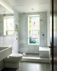 shower bench ideas bathroom contemporary with freestanding tub modern seat