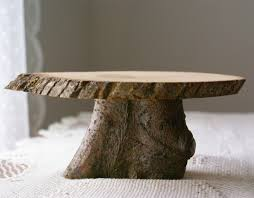 im making this for the cake wedding ideas wooden wooden cake stand