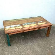 Reclaimed Wood Coffee Table Vancouver Barn Tables  For Sale . ... U