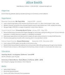 Resume Samples For Teacher Editable Teacher Resume Template Free For Teachers Sample Resumes