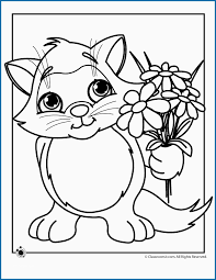 Spring Coloring Pages For Preschoolers Lovely Printable Spring