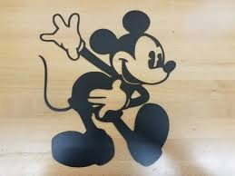 mickey mouse metal wall art plasma cut decor from gasproshopfab on etsy studio on mickey mouse metal wall art with mickey mouse metal wall art plasma cut decor from gasproshopfab on