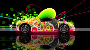 bugatti veyron super abstract car
