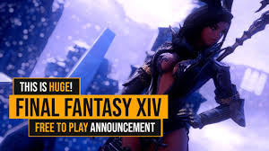 <b>FINAL FANTASY XIV'S</b> HUGE FREE TO PLAY ANNOUNCEMENT ...