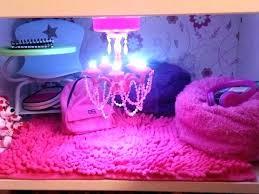 hot pink chandeliers chandelier for locker lounge magnetic